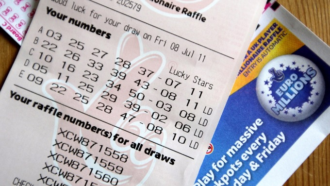 How much does a single EuroMillions ticket cost
