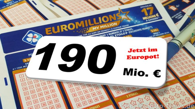 What is the largest EuroMillions jackpot ever won?