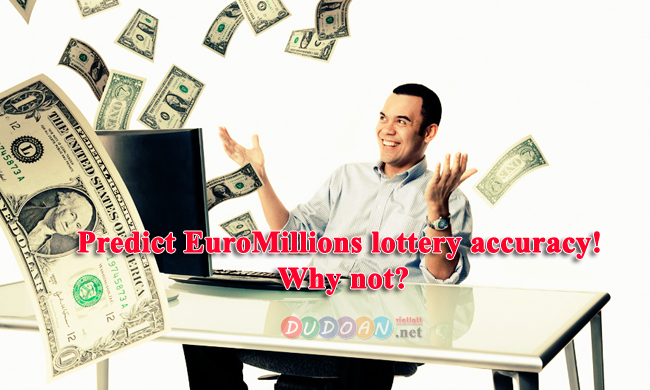 Predict EuroMillions lottery accuracy! Why not?