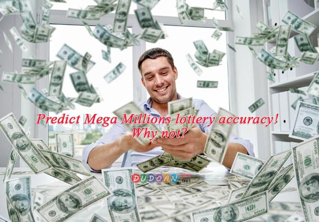 Predict Mega Millions lottery accuracy! Why not?