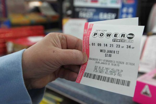 buy a powerball ticket