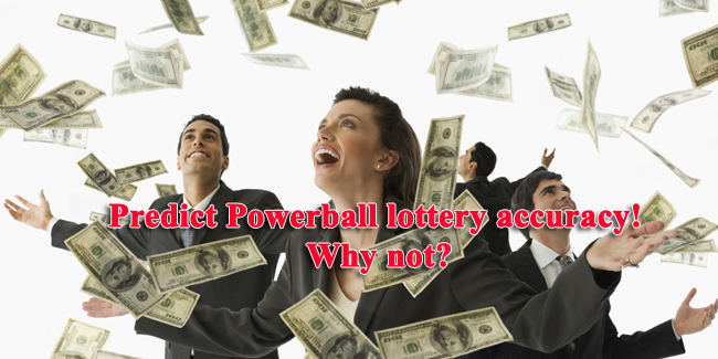 Predict Powerball lottery accuracy! Why not?